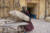 Morocco (pjarrettphoto) Tags: morocco africa tourism streetphotography street vacation african northafrica berber northafrican atlasstudios moviestudio movieset location