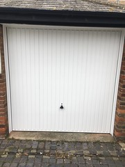 Hormann 2000 series garage doors. Same as Garador Horizon and Carlton designs.