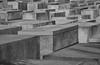 """Berlin -  """"Holocaust Memorial""""  - never forget - (PHOTOGRAPHY Toporowski) Tags: schwarzweis tod sw deutschland bokeh stadt globalisierung global nachdenken frieden vergänglich street schärfentiefe contrast vergänglichkeit freiheit bw germany eschweiler nrwnordrheinwestfalen deu"""