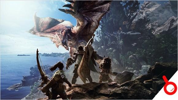 業界大佬表示《怪物獵人世界》能賣1000萬套