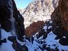 Descending the Akioud gorge (markhorrell) Tags: morocco highatlas atlasmountains akioud