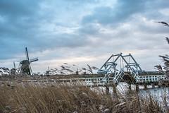 Kinderdijk (Lars Loomans) Tags: windmill molen brug