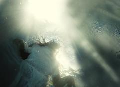 (Oscar Mouriño) Tags: bajo el agua destellos mar
