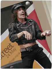 brighton festival time 2008 (pg tips2) Tags: juggler juggling mario brighton street streetperformer
