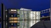 Paul Löbe Haus (fredpellerin18) Tags: berlin paullöbehaus heurebleue bluehour lights lumière couleur architecture bâtiment nikond850