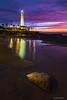 Faro de Chipiona (juanma pelegrin) Tags: haida filtros rocas playa faro largaexposicion nocturna chipiona cadiz canon1635f4 canon5diii juanmapelegrin