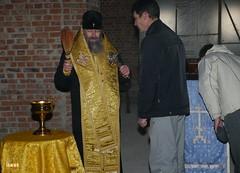 18. Установка крестов на храм святых мучениц 15.12.2014