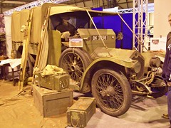644 Crossley 25-30  (1918) (robertknight16) Tags: crossley british 1910s 2530 truck lorry military ww1 nec bk3298
