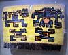 Nazca(Peru)Tabard (T's PL) Tags: nikontamron ad400700 d7000 feathersoncotton nazcaperu nazcaperutabard nikon nikond7000 precolumbianart richmondva tabard tamron18270 tamron18270mmf3563diiivcpzd va virginia virginiamusuemoffinearts vmfa