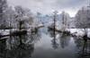 Freezing River (Chris Buhr) Tags: loisach bayern bavaria landscape river see fluss landschaft winter winterlandschaft schnee snow leica chris buhr