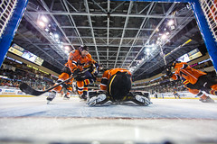 "Kansas City Mavericks vs. Colorado Eagles, December 16, 2017, Silverstein Eye Centers Arena, Independence, Missouri.  Photo: © John Howe / Howe Creative Photography, all rights reserved 2017. • <a style=""font-size:0.8em;"" href=""http://www.flickr.com/photos/134016632@N02/38255738565/"" target=""_blank"">View on Flickr</a>"