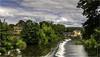 Mill Street Weir (brianac37) Tags: riverscene riverteme millstreetweir ludlow shropshire england river