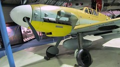 "Messerschmitt Bf.109 G 6 • <a style=""font-size:0.8em;"" href=""http://www.flickr.com/photos/81723459@N04/38270917375/"" target=""_blank"">View on Flickr</a>"