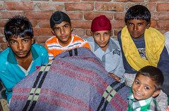 5 faces (Pejasar) Tags: boys men young male faces portrait group variety punjab india