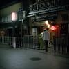 Hanamikoji (VLKong) Tags: cinestill800t120alpha cinestill800t voigtlanderbessaiii667 epsongtx980 花見小路通 hanamikojidori gion film