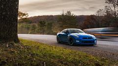 GTR FALL SUNSET 4 (Arlen Liverman) Tags: exotic maryland automotivephotographer automotivephotography aml amlphotographscom car vehicle sports sony a7 a7rii nissan gtr sunset