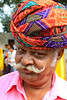 Sir Grumpy (India) (Guy World Citizen) Tags: people man boss grumpy ngc street india