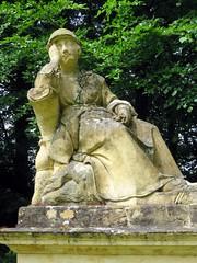 GRAN BRETAÑA. STOWE.. 421 (joseluisgildela) Tags: stowe buckinhamshire gardens esculturas
