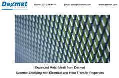Expanded Metal Mesh from Dexmet (elvismark.dm) Tags: expandedmetal expandedmetalmesh