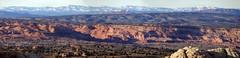 North to Bryce from White Pocket (Chief Bwana) Tags: ut utah az arizona panorama buckskingulch pariaplateau vermilioncliffs brycecanyon 500views