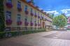 Landesgartenschau in Bad Lippspringe 2017 (HDRforEver) Tags: hdr canon 600d photomatix new interesting clouds wolken sky bluesky blue bad lippspringe nrw nordrheinwestfalen landesgartenschau summer karsten höltkemeier green flowers blumen grün blau august