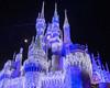Castle Dream Lights (Pandry 2015) Tags: magickingdom castles nightphotography disneyphotography light canon6d canon colors cinderellacastle christmas night disney waltdisneyworld wdw
