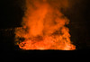 Overlook Crater  Eruption on The Evening of December 22. 2017- 2 (wyojones) Tags: hawaii hawaiivolcanoesnationalpark volcanicgases lavalake overlookcrater halema'uma'ucrater kīlaueassummit kīlauea kīlaueacaldera eruption volcanicactivity nighteruption lavafountains glow rim