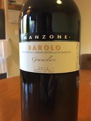 Manzone 'Gramolere' Barolo DOCG 2012 (Magnum) (drayy) Tags: wine magnum barolo docg italian piedmont piemonte asti manzone gramolere