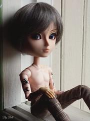 Happy Birthday, Travis!! (♪Bell♫) Tags: taeyang william travis romanov groove doll happy birthday