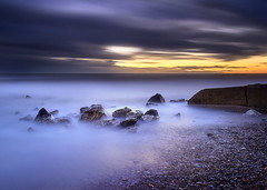 298 seconds (Massetti Fabrizio) Tags: longexposure leefilter sun sunrise sunlight seascape sea nikond4s 2470f28 clouds color adriatico