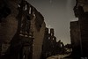 Belchite Viejo 4 (Cristina Ovede) Tags: cielo sky estrellas stars longexposure largaexposición belchite noche night ruinas
