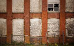 Eastport, Maine (jtr27) Tags: dsc00632l jtr27 sony alpha nex7 nex emount mirrorless eastport maine newengland brick brokenglass downeast
