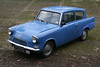 1962 Ford Anglia (davocano) Tags: 1735fn 105e brooklands newyearsdaygathering
