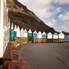 Beach Huts (tatzlum.photo) Tags: boscombe beach blue promenade bournemouth huts coast travel sea
