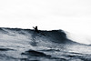 on top. (leomaigret) Tags: surf surfer surfergirl cold ocean wtaer photography