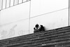 Que je t'aime (pascalcolin1) Tags: paris13 bnf couple hallliday photoderue streetview urbanarte noiretblanc blackandwhite photopascalcolin 50mm canon50mm canon johnnyhallyday