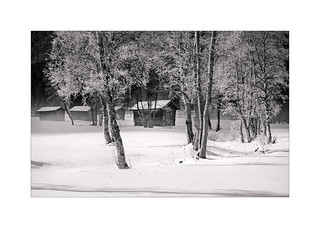 winter in Gschnitz