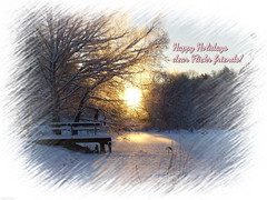 (CRUSH) Happy Holidays dear Flickr friends! ☺ (crush777roxx) Tags: crush777roxx crush 20170106 2017 january 6th compact camera sony hx90v sweden stockholm winter nature landscape share kindness merry christmas happy holidays new years scandinavia nordic snow lake pier bench trees frosted snowy keepsharingthekindness merrychristmas happyholidays newyears swedenwinter swedenlandscape swedensnow frostedbranches branches stockholmsweden compactcamera sonyhx90v sharethekindness missyouall happynewyear