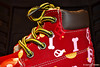 Child's shoe (GerWi) Tags: schuh babyschuh schnürsenkel shoe twitterchristmas flickrchristmas christmas gift baby