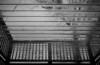 rainy day deck (severalsnakes) Tags: kansas kansascity m3528 pentax saraspaedy blackandwhite deck home house inverted k1 manual manualfocus rain weather
