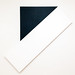 Ellsworth Kelly, Black Triangle with White, 1976 11/20/17 #sfmoma