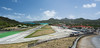 Gustaf III Airport (Ben_Senior) Tags: stbarts stbarthélemy caribbean island tropical tropics paradise airport airplane plane airliner airline aircraft aviation turboprop pilatus pc12 tradewind tradewindaviation ttail bensenior planespotting nikon d7100 nikond7100 runway approach landing steep hill green trees mountain mountains hills colorful colourful pt6