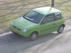 2000 Volkswagen Lupo (14-ff-pp) (randomuser8) Tags: volkswagen 14ffpp lupo green