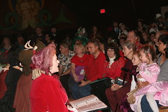 Dickens Christmas: Crowd (shaire productions) Tags: victorian edwardian costume style image imagery event xmas christmas fair festival sf sanfrancisco candid people dickenschristmas portrait