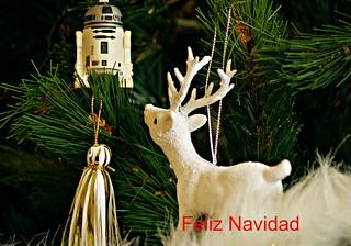 Feliz Navidad a todos los amigos de Flickr-Merry Christmas to all the friends of Flick