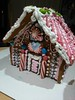 Christmas Gingerbread Houses and A Death Star (mommyster) Tags: gingerbread homemade deathstar gingerbreadhouse candyhouse gingerbreaddeathstar