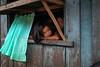 BS0I0083 (jeridaking) Tags: child kid girl boy siblings portrait people filipino kids ralph matres jeridaking fortheloveofphotography samar eastern visayas asia philippines rural life color frame window house peek peekaboo