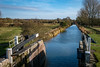 Freeman's Marsh and Marsh Lock (AppleTV.1488) Tags: berkshire boxingday europe freemansmarsh gbr greatbritain marshlock uk unitedkingdom hungerford westberkshire england hungerfordmarshlock gb appletv1488 2017 december 26122017 26dec2017 26 panasonicdcgx800 lumixgvario1232f3556 49mmfocallength35mm am noflash landscapeapectratio f90 ¹⁄₄₀₀secatf90