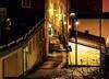 Södermalm, Stockholm, Sweden (andersåkerblom) Tags: alley lights sweden stockholm södermalm illuminated streetphotography streetphoto street
