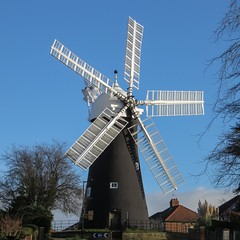 Holgate Windmill on Boxing Day 2017 - 1